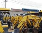 转让二手玉柴13-8小型挖掘机