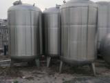 全新不锈钢储罐出售 不锈钢电加热搅拌罐 立式储罐 卧式储罐