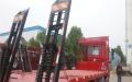 挖掘机平板运输车厂家销售