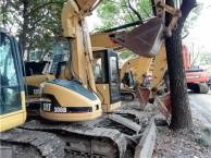湖北二手卡特308B挖掘机市场在哪里