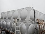不锈钢消防水箱厂家直销 焊接双层保温水箱价格 组合水塔批发