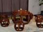 缅甸花梨沙发图片