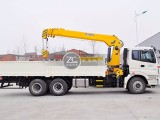 厦门3吨8吨12吨徐工国五随车吊随车起重运输车生产厂家直销