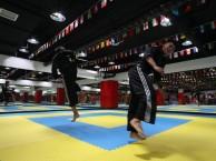 体育综合教育之散打培训