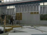 厂家供应钢骨架轻型防爆泄爆墙防爆泄爆板的,耐高温防火