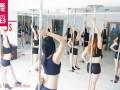 成都新都钢管舞学校 聚星钢管舞 爵士舞培训