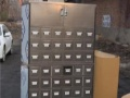 厂家批发钢制中药柜不锈钢中药柜可定制