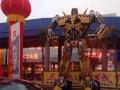 日照变形金钢大黄蜂模型出租擎天柱变形金刚厂家