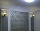 专业贴壁纸墙布,家装工装