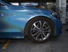 佛山顺德改装 奔驰C200 改装刹车避震排气进气胎铃轮胎保养