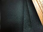 亚信皮革现货供应人造革PVC 十字纹文具