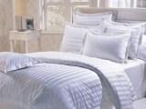 (嘉尔信)厂家直销 酒店布草 宾馆床单被套 四件套 纯棉 枕套