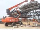 黄埔区鱼珠湾附近高空车出租,桥梁翻新用直臂式高空作业车出租