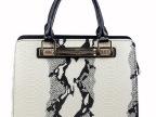 2014新款原版欧美女包正品潮包一件代发蛇纹纹手提斜挎包