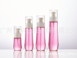 高档PETG乳液瓶100M化妆水瓶 L柔肤水瓶 化妆品瓶 塑料包