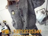 秋季修身打底衫女长袖百搭女式针织衫批发厂家直销外贸地摊服饰