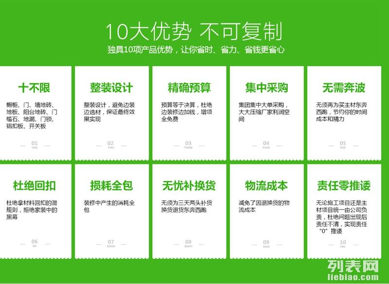 北京生活家装饰,拎包装全屋解决方案!