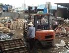 宁波高价回收工厂废铁 废钢 废铜 废铝 不锈钢及各种塑料制品
