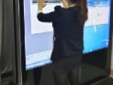 贵港触摸电脑一体机-专业的广告机工程广西风雨林科技提供