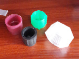 江浙厂家大量供应现货汽车空调螺纹塑料帽 优质汽车塑料配件