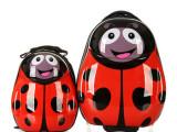 厂价直销可爱卡通拉杆箱小背包儿童旅行箱17寸行李箱小孩子母箱