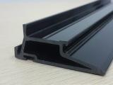 PVC 硬胶 塑料门窗配件 黑色 T998 异型材硬挤销售