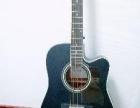 41寸哑光民谣吉他低价转让