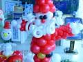 太康哪里有卖圣诞节布置的 圣诞节气球怎么装饰