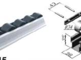 汽车工位器具工具整理板挂件、线棒塑料接头