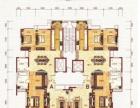 恒大广场精装大4房出租,办公居家均可,看房免费