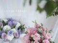 教师节订花热线康乃馨卡通花束私人订制精美花束