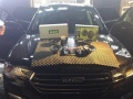 泰州市高港区长城哈弗H7汽车音响隔音改装 泰州岩名音响出