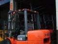工厂半价急卖闲置全新合力叉车2台三吨四吨3万