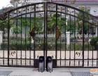 武清区铁艺围栏/平移门制作安装
