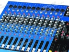 MG1200FX12路舞台演出调音台/KTV工程纯调台/乐队录音演唱音响