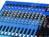 MG1200FX12路舞台演出调音台/KTV工程纯调台/乐队录音