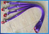 白色扁平吊装带出厂价格-彩色扁平吊装带型号报价