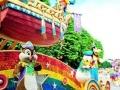 杭州出发去香港澳门四天三晚海洋公园特价线路 480元全含