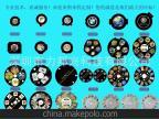 供应儿童相机彩色投影片,菲林片,幻灯片,电影胶片,PET胶片