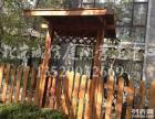 昌平庭院绿化设计,私家别墅花园设计施工营造花架 亭子