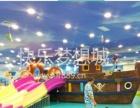 快乐梦想城儿童乐园免加盟费,购买设备就可成为加盟商