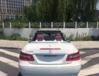 奔驰 E级双门轿跑车 2012款 E260 1.8T 自动 敞篷