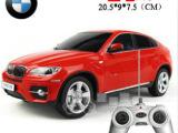 星辉 124 宝马X6原厂授权 合金车模 仿真汽车模型 玩具车3