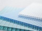 【厂家直销】松夏牌10mmPC透明湖蓝阳光板采光遮阳雨棚车棚顶棚