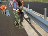 普通公路安装护栏板,厂家直销喷塑护栏板防撞设施
