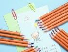 得力彩色铅笔12/18/24/36色 桶装绘画笔带卷笔
