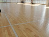 孚盛体育地板篮球馆运动地板健身房室内运动木地板