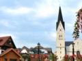 梅州旅游-青之旅-巽寮海边沙滩,奥地利小镇两天游