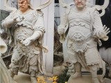 十二药叉大将佛像雕塑厂商 十二药叉神将神像电话报价
