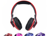 艾玛头戴式耳机可折叠耳机AM-8092无线耳机3.5MM头戴式可
